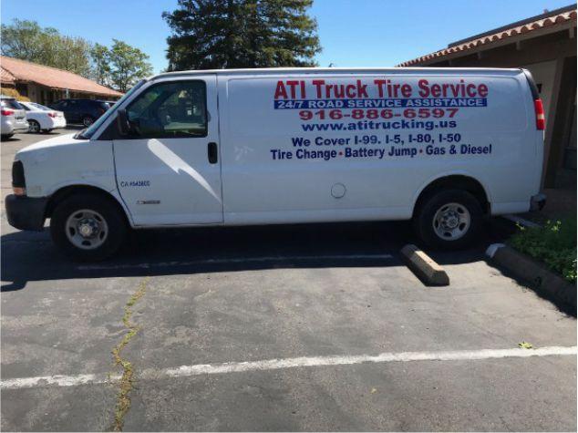 ATI truck road service